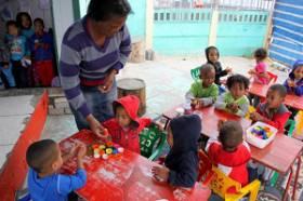 So leer ons kinders speel ... speel